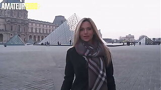 LA NOVICE - #Subil Arch #Rick Punter - Russian Blondie Is In For Her First Porn Shoot In France
