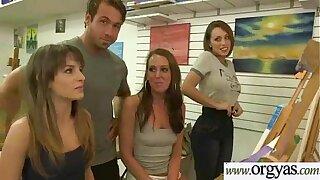 Paid In Cash Hot Girl Correspond Encircling Bang Hard Aura video-08