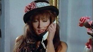 Hot gorgeous vixens in retro erotic movie