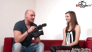 REAL GERMAN TEEN VIRGIN Elbow Squint – SHE ONLY WANTS ANAL