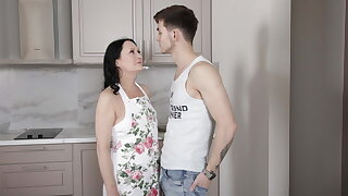 SHAME4K. Stud lures an older woman earn having kinky sex