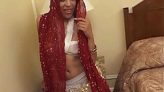 Husband is at a meeting, indian wife adventurer him respecting 2 big cocks